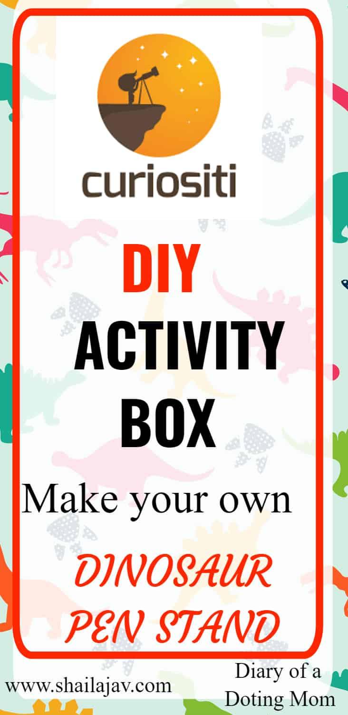 Curiositi Review: DIY Activity Box