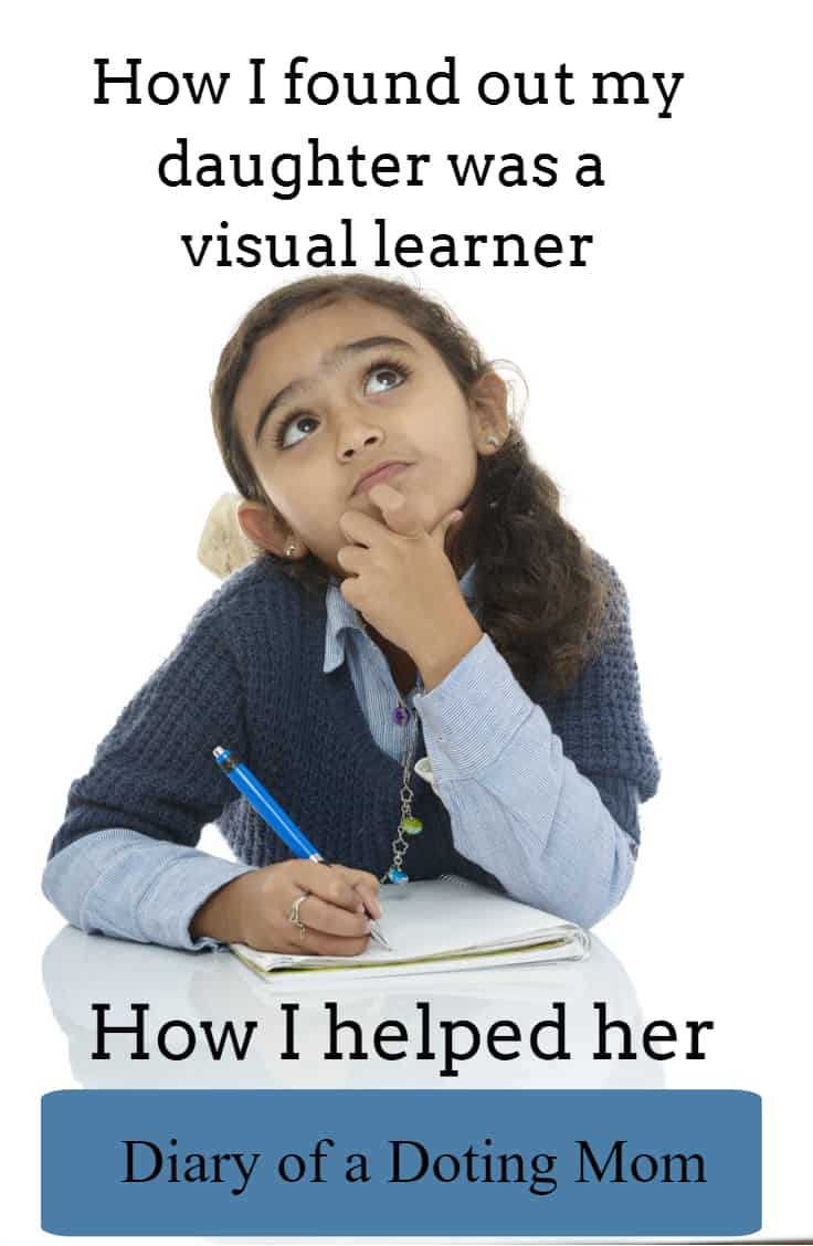 Do you have a forgetful child on your hands? Does she forget homework, leave assignments undone and find concentration difficult? You may have a visual learner on your hands. Here's how I found out and helped my daughter with this situation. Learning to help our kids. #Parenting #School #PositiveParenting