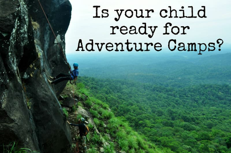Adventure Camps by INME are ideal for kids who are keen to explore what it means to hike, trek and camp away from home. Find out more in this interview.