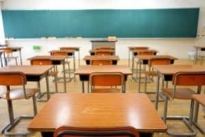 Classroom via Shutterstock