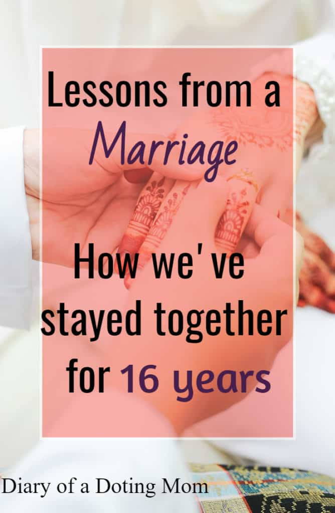 Togetherness in a marriage is a combination of many things. In my story, I discovered a key factor in togetherness and it may surprise you.