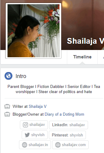 Facebook for Bloggers