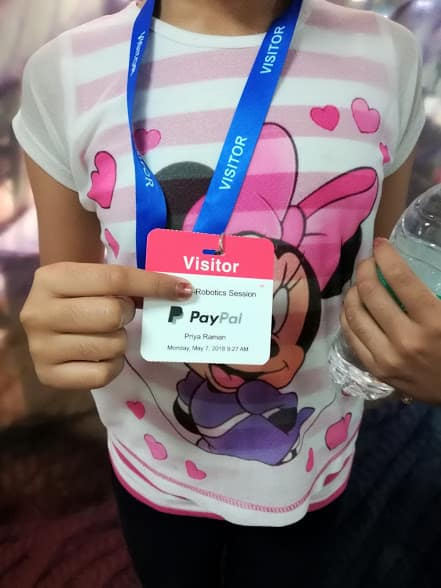 PayPal Girls in Tech: A Day of fun!