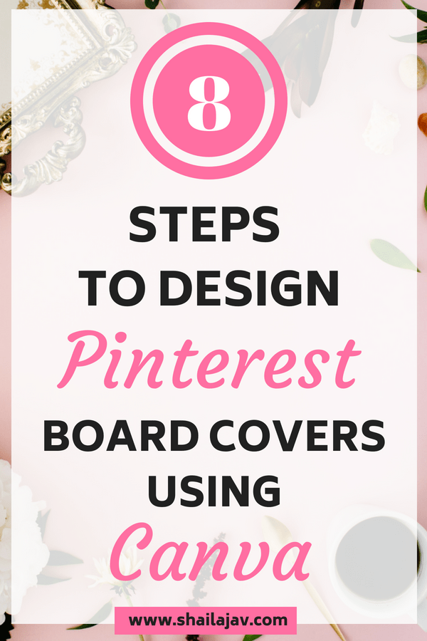 Board covers for Pinterest and how to design them