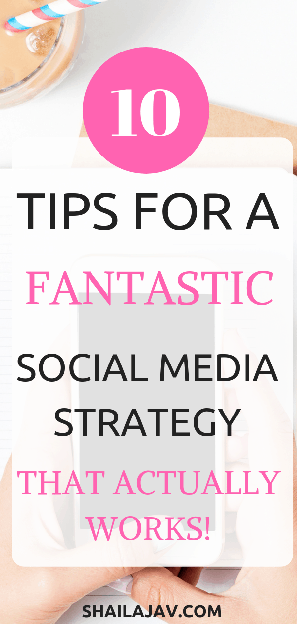 Need a social media strategy that will help you measure your goals? This is just what you need. The principles can be applied everywhere. #Shailajav #SocialMedia #Marketing #PinterestMarketing